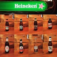 世界のビール600円~