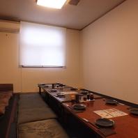 【10人以上宴会コース限定、完全個室!】
