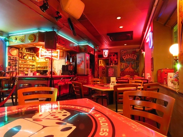 DINER'S CAFE ダイナース カフェの雰囲気1