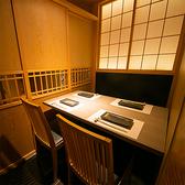 個室居酒屋 蕎麦割烹 山崎 大井町本店の雰囲気3
