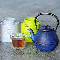 ★南部鉄器で味わえるフランス最高級紅茶★