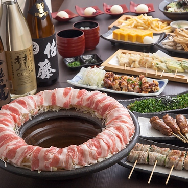 六道 ろくみち ROKUMICHI 六本木ヒルズ店のおすすめ料理1
