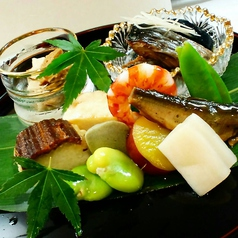 鍋と旬菜と京料理 先斗町 花柳のコース写真