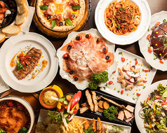 フーディングバー アリア Fooding bar ariaの写真