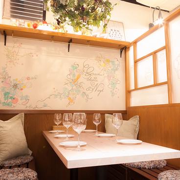 日本酒バル 蔵のや 新橋烏森口店の雰囲気1