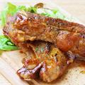 料理メニュー写真BARU CAFE 猿特製スペアリブ