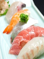 料理メニュー写真【にぎり寿司】並にぎり