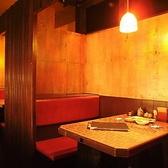 【4名席】プライベートな飲み会に人気席☆
