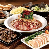 【じとっこ名物料理が食べられる】宴会コース有り!