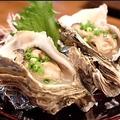 料理メニュー写真新鮮生牡蠣