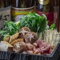 料理メニュー写真鶏の魅力を堪能する『鶏すき鍋』