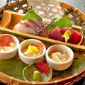 料理メニュー写真京町家のお宝盛り 1人前