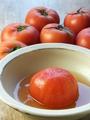 料理メニュー写真冷しトマト