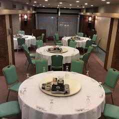 2階宴会場、ブリュウベルは、50名様収容