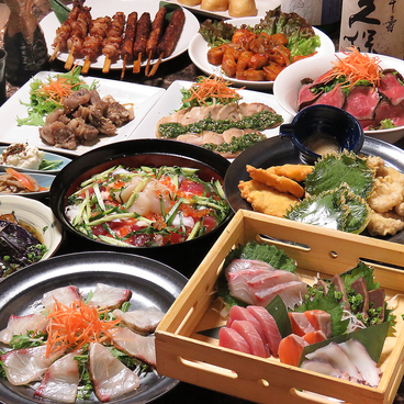 個室居酒屋 宴丸 ENmaru 浜松駅前店のおすすめ料理1