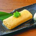 料理メニュー写真お出汁たっぷり京風出汁巻