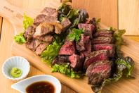 肉のスギモトから仕入れたお肉を堪能◎