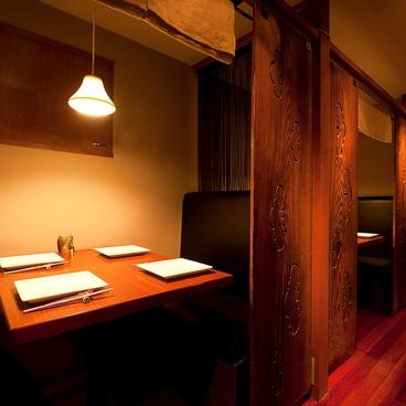 鉄板和食とおばんざい 亀八の雰囲気1