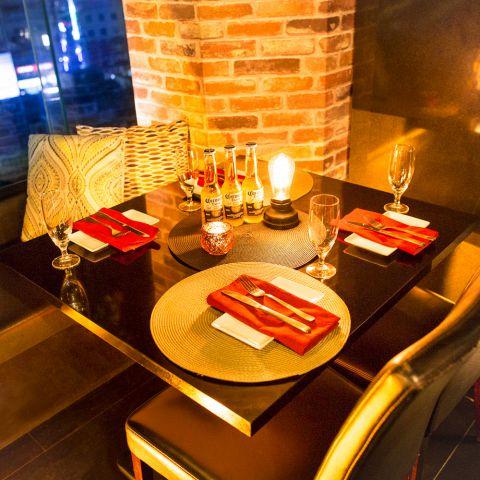 ◆新宿での誕生日会、記念日に◆個室席にて、気兼ねなくお客様だけのお時間をお過ごし頂けます。バースデーケーキプレゼントのスペシャルクーポンもご用意!ご友人や、恋人のお祝いにピッタリです。お誕生日や記念日のお祝いは天空の囲で!