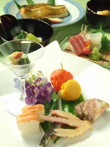 日本料理 盛一