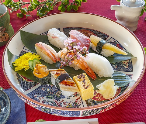 旭区大宮町にて「寿司」にこだわって65年。