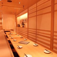 和食 個室 かまくら 上野の森さくらテラス店の雰囲気1