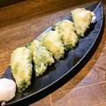 料理メニュー写真しそ揚げ天ぷら