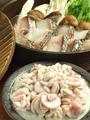 料理メニュー写真真鱈鍋