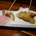 豚巻きアボカド串…栄養豊富で美味しい!