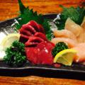 料理メニュー写真旬の鮮魚もご堪能いただけます♪