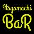 イタヤマチバル ITAYAMACHI BaRのロゴ