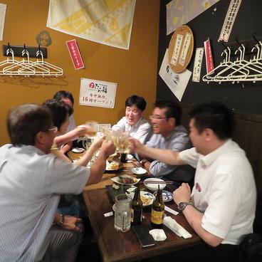 いろり酒場 たら福 広瀬通店の雰囲気1