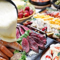 チーズフォンデュ 肉 GOCHISOU 南越谷店のコース写真