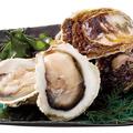料理メニュー写真季節の生牡蠣