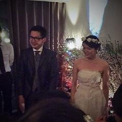 ◎結婚式2次会◎ 場所を変えていつものメンバーとアットホームな空間で飾りすぎず気軽に気を使わずに楽しんで頂けます!!大好評です!