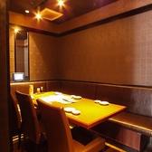 気軽なお食事にはこちらのお席で☆少人数~団体様がご利用いただけるお席ご用意しております!