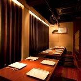 鉄板和食とおばんざい 亀八の雰囲気2