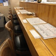 月島 天ぷら酒場の雰囲気1