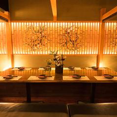 完全個室居酒屋 和粋 八重洲店の雰囲気2