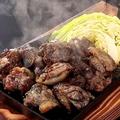 料理メニュー写真【佐賀】ありた鶏もも炭火焼き