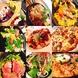 食べ飲み放題に含まれる全10種の地球人オススメ料理!