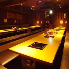 落着いてお食事をお楽しみ頂ける情緒あふれる和空間★※写真は系列店です。