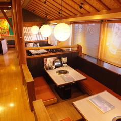 じゅうじゅうカルビ 徳島藍住店の雰囲気1