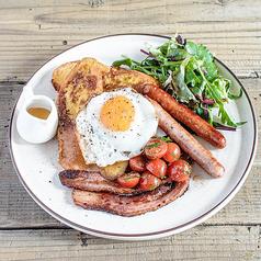 《Breakfast Combo》ブレックファースト コンボ