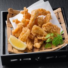 鶏ナンコツの唐揚げ/若鶏の唐揚げ