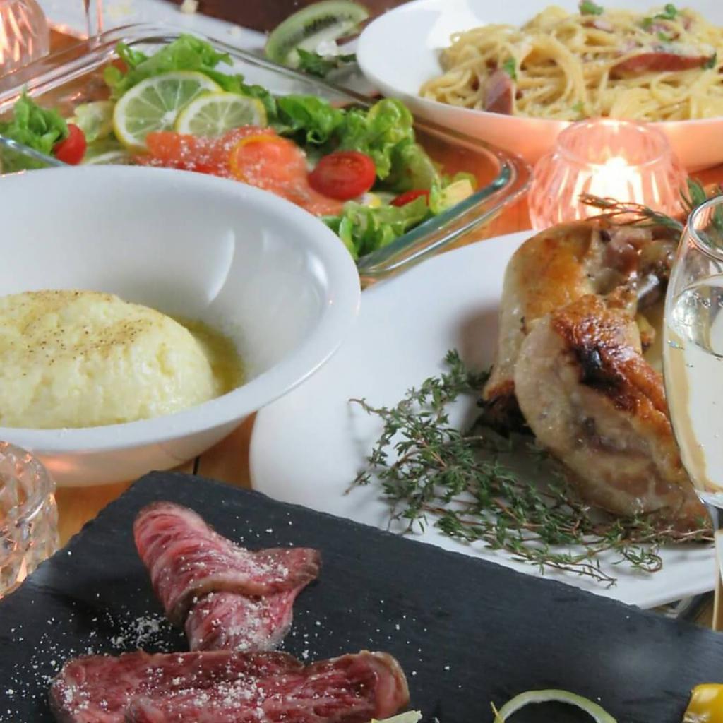 チーズとお肉・海鮮イタリアン食べ放題のお店   鈴木|店舗イメージ1