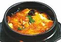 料理メニュー写真広島牡蠣と豆腐のうま煮/広島産牡蠣のオイスターソース鉄板焼き