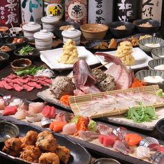 海鮮酒場 魚魚のおすすめ料理1