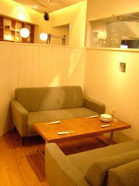 Cafe&Dining Sui トキハ わさだタウン店の雰囲気1