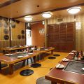 お好み焼き・もんじゃ焼き 本陣 8階 新宿歌舞伎町店の雰囲気1